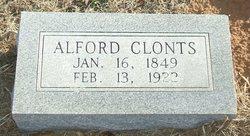 Alford Clonts