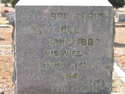 Lethe Ann <i>Hollingsworth</i> Brimberry