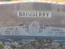 Lillie <i>Spruill</i> Brimberry