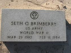 Seth Olan Brimberry