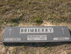 Marshall Lee Brimberry