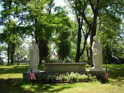 Saint Ann's Parish Cemetery