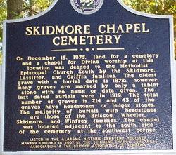 Skidmore Chapel Cemetery