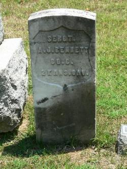 Andrew Jackson Bennett