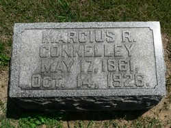 Marcius Connelley
