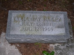 Cora Jay Bailey