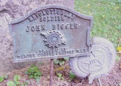 John Bigger, Sr