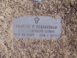 Corp Claude Terry Persefield