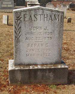 John J Eastham
