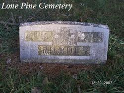 Andrew Jackson Jack Rhodes