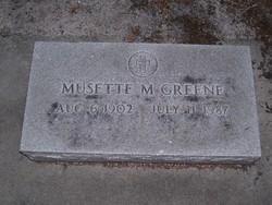 Musette M Greene