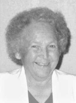 Maudie Lorene <i>Davidson</i> Aycox