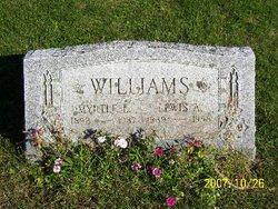 Myrtle L <i>Honsinger</i> Williams