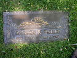 Wallace R. Bailey