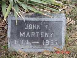 John Thomas Marteny