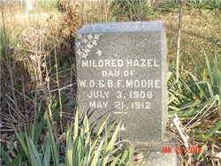 Mildred Hazel Moore