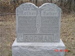 Esther Frances <i>Kinnaird</i> Rodman