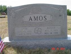Bessie <i>Giddens</i> Amos