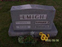 Bertha A. Emigh