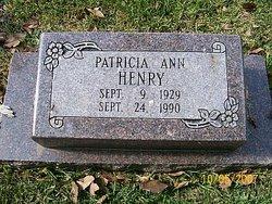 Patricia Ann Henry