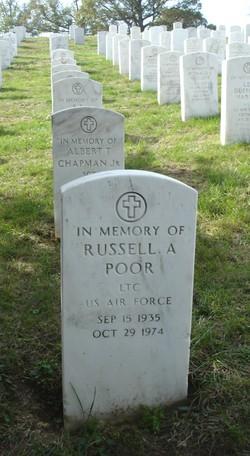 LTC Russell Arden Poor