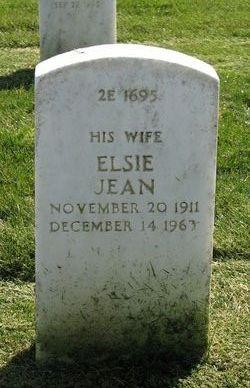 Elsie Jean <i>Ferrell</i> Arens