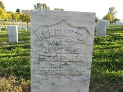 Henrietta <i>Stoneback</i> Fletcher