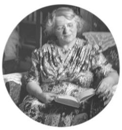 Mary Elizabeth <i>Robinson</i> Adams
