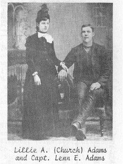 Elsie Mabel Adams <i>Hanford</i> Munyon