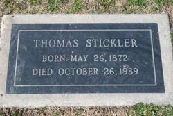 Thomas Stickler