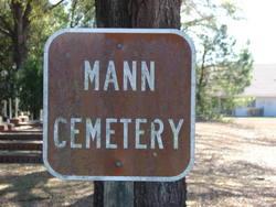Mann Cemetery
