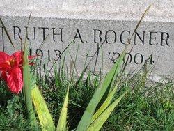 Ruth A <i>Samcoe</i> Bogner