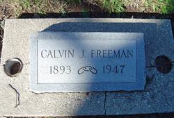 Calvin Jackson Freeman
