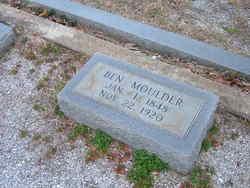 Benjamin Moulder