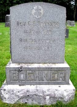 Rufina <i>Maier</i> Boehner