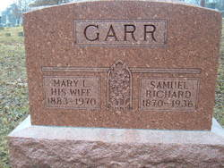 Samuel Richard Garr