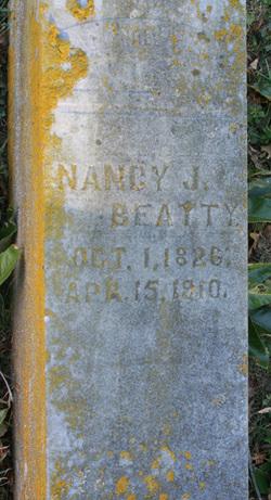 Nancy J <i>Tweed</i> Beatty