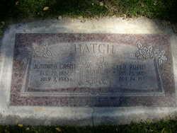 Jemmima <i>Grant</i> Hatch