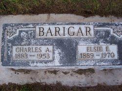 Elsie Emma <i>Sherill</i> Barigar