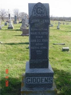 John Giddens