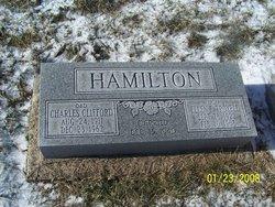 Ellen F <i>Troxell</i> Hamilton