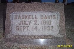 Haskell Davis