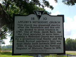 Appleby Methodist Church Cemetery