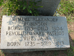 Samuel Alexander Robinson