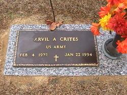 Arvil A Crites