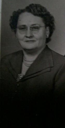 Margaret Augusta <i>Schoen</i> Bauer