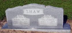 Cora <i>Parker</i> Shaw