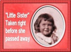 Alma Maude <i>Little Sister</i> Hooker