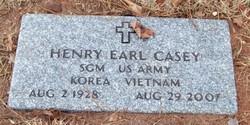 Henry Earl Casey