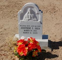 Josephine <i>Sortillon</i> Olea